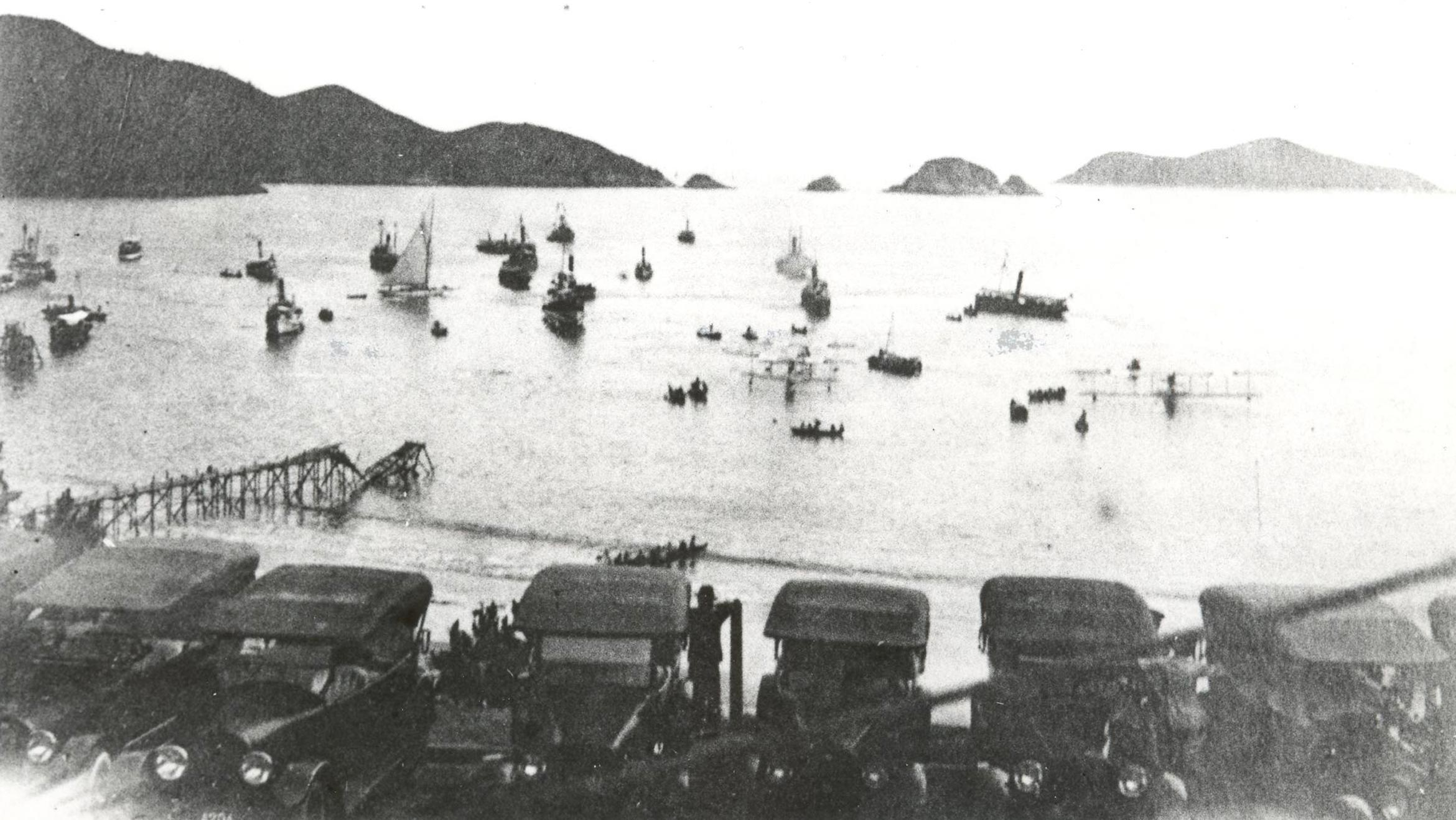The Repulse Bay opened its doors in 1920