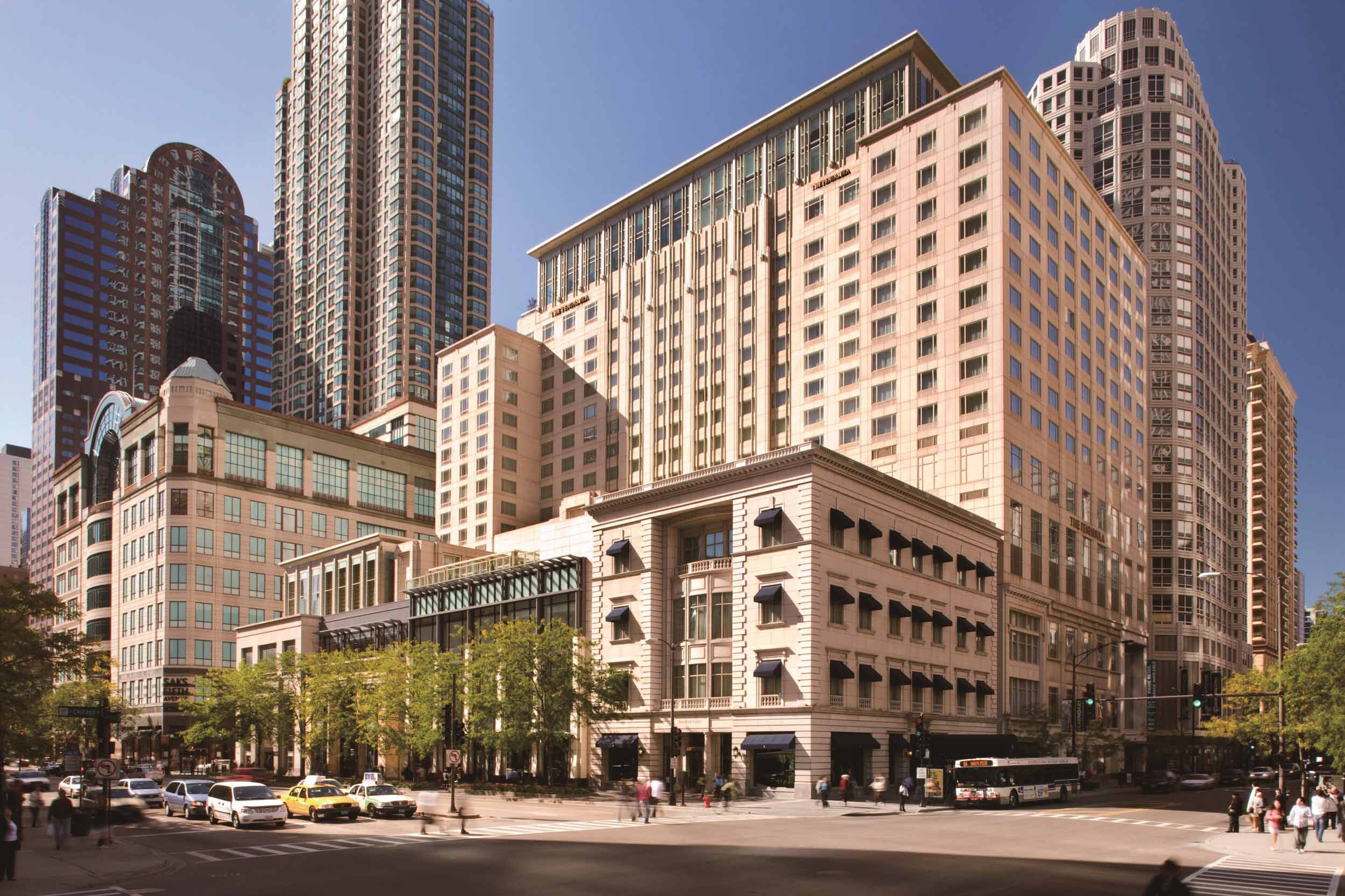 ​The Peninsula Chicago