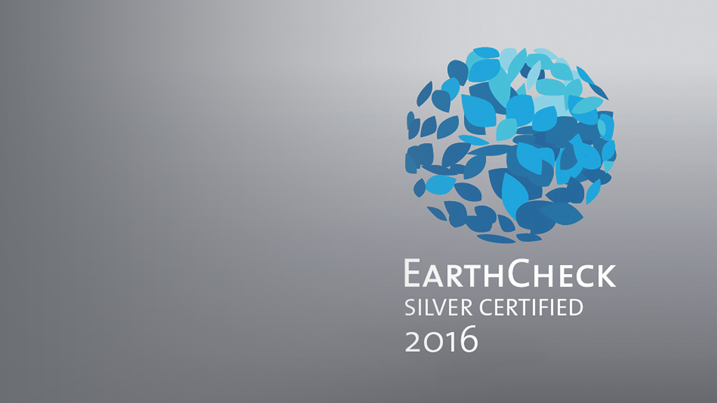 Earth Check Logo 2016