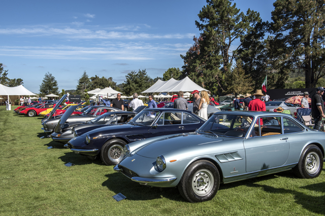 The Quail: A Motorsports Gathering 2016